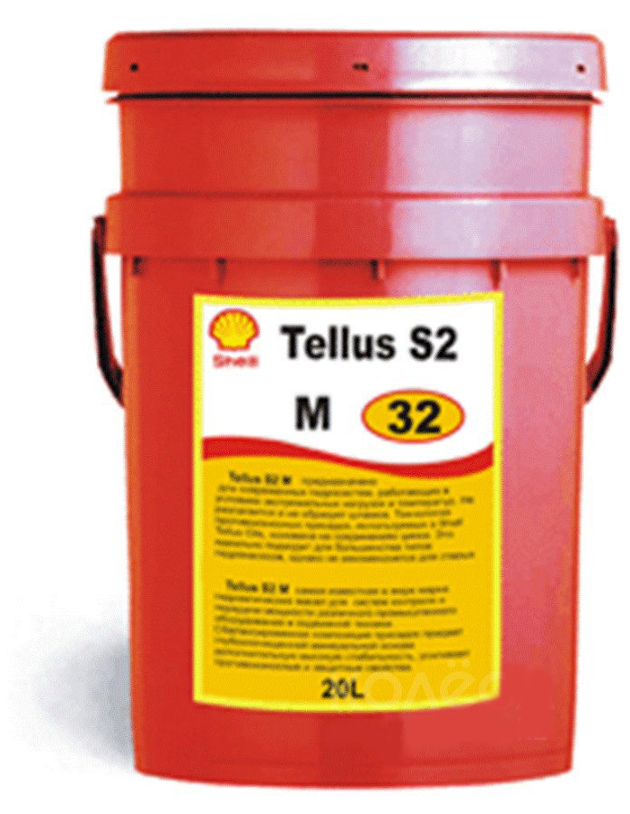 Масло SHELL Tellus S2 M 32 - 209 л.