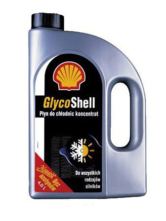 Антифриз SHELL GlycoCool G Premium Antifreeze Concentrate синий - 20 л.