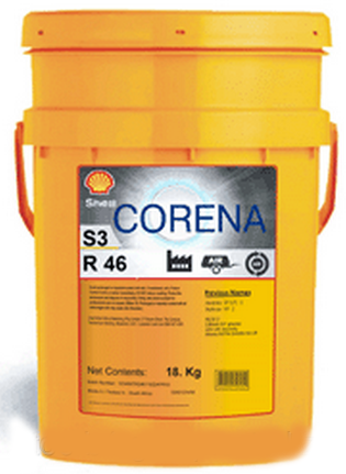 Масло SHELL Corena S3 R 46 - 209 л.