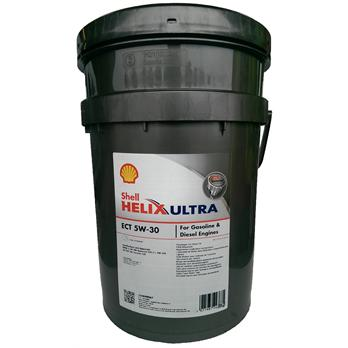 Масло SHELL 5/30 Helix Ultra Professional AB - 209 л.