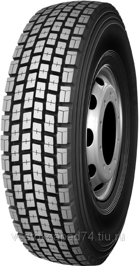 Автошина 295/80 R22.5 DOUBLE ROAD DR813 (HS102)