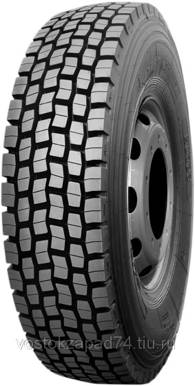 Автошина 295/80 R22.5 DOUBLE ROAD DR814