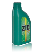 Антифриз  ZIC SUPER - A GREEN концентрат 3,2 л.