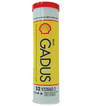 Смазка SHELL Gadus S2 V220AD 2 400 г.